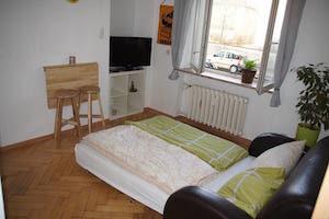 Hier siehts du das Apartement Klar in Augsburg