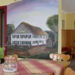 Restaurant in Wollmetshofen Gaststube
