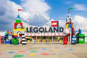 Legoland Günzburg - die Freizeitaktivität Nummer 1 für Kinder in Augsburg