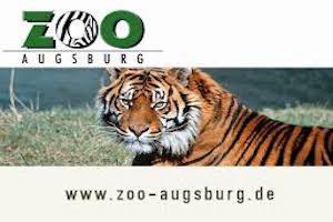 Zoo Augsburg - eine der tollen Freizeitaktivitäten für Kinder in Augsburg